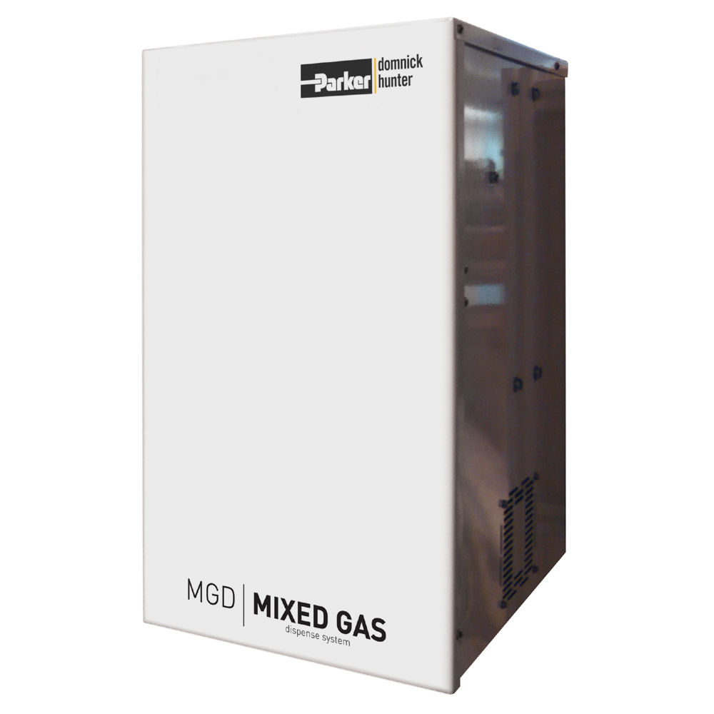 Mixed Gas Dispense