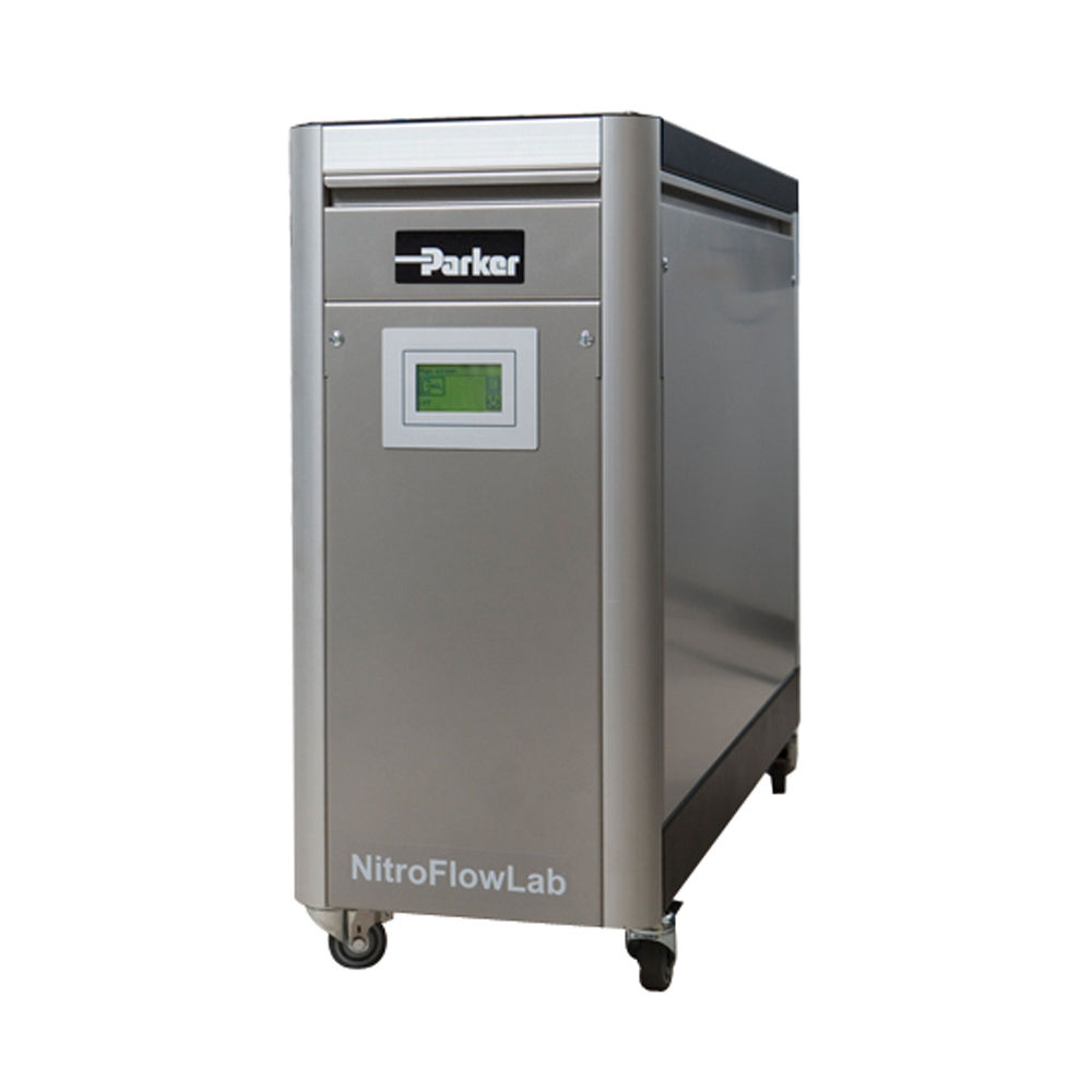 Generator mobil azot LCMS