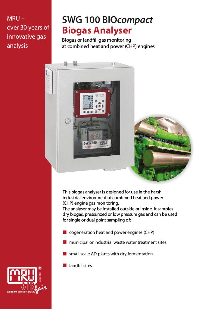 SWG100 BIOcompact